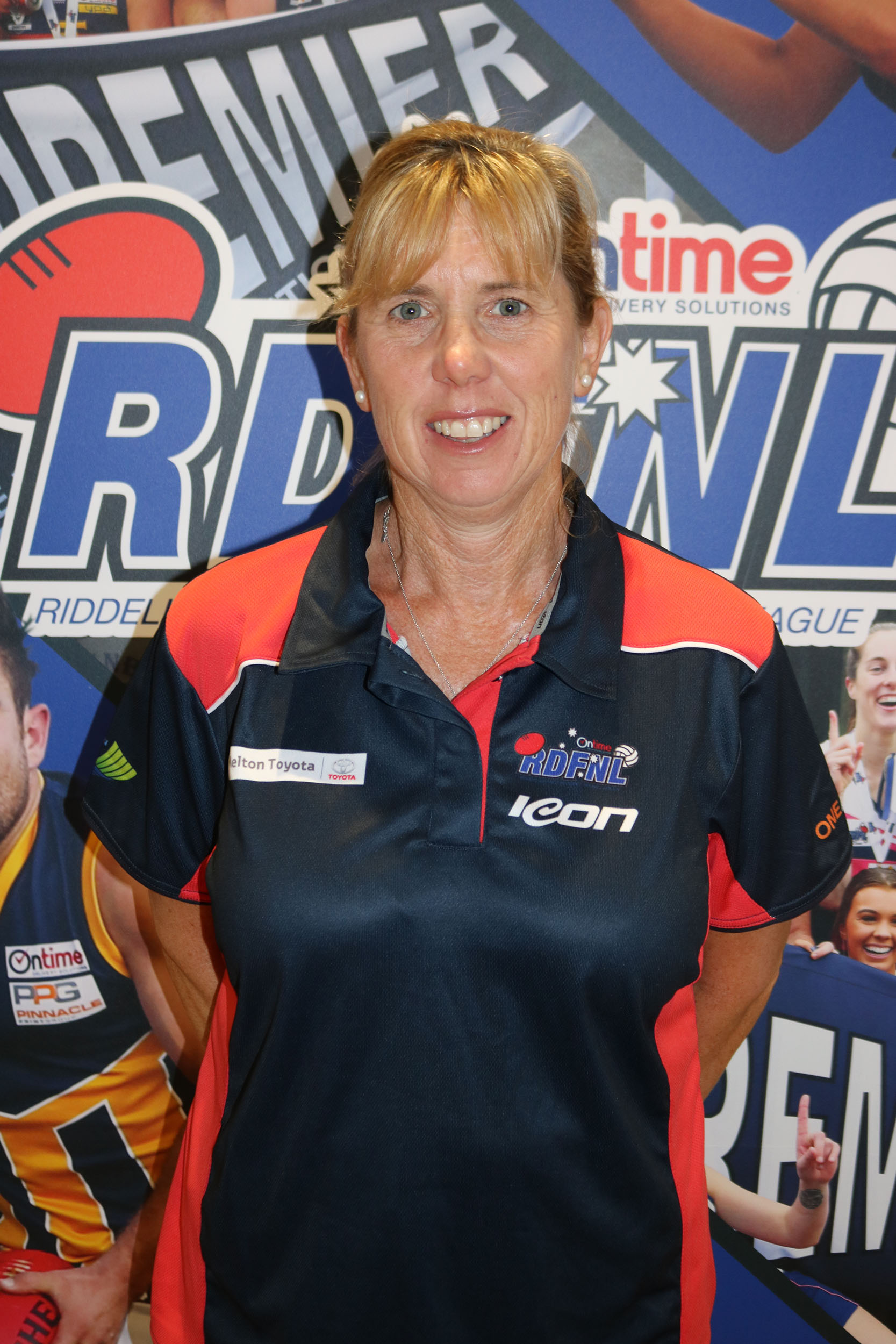 Kristine Clement - Netball Director
