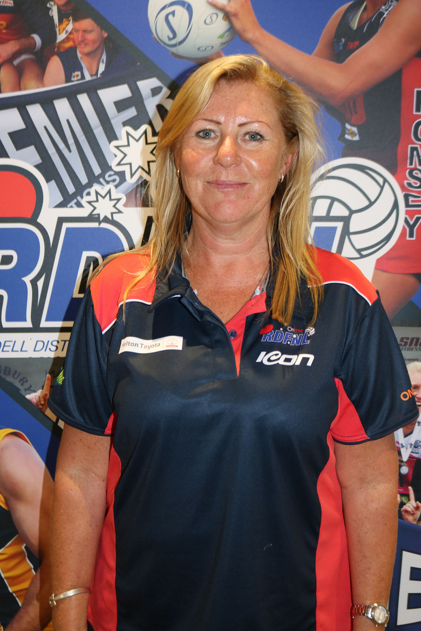 Michelle Brinkhuis - Executive (Junior Netball)
